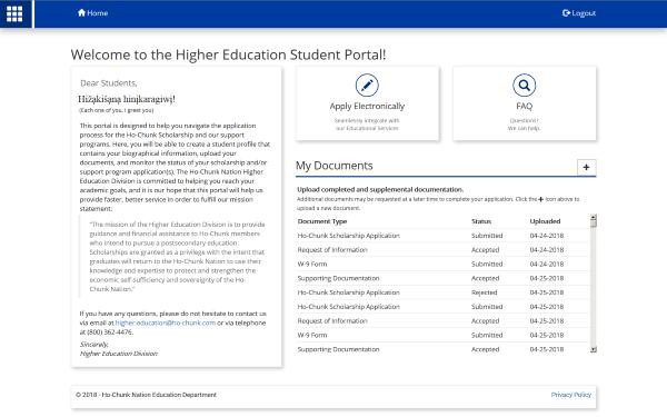New Guidance To Help Protect Student >> Hocak Worak